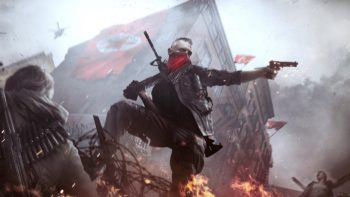 Homefront: The Revolution Release Date Leaked By Target?