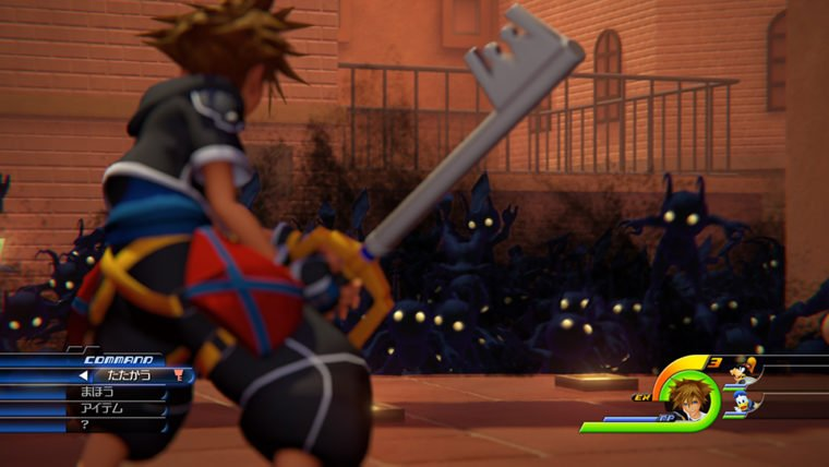 Final Fantasy 7 Remake And Kingdom Hearts 3 Have Entered Significant Amount Of Development News  Kingdom Hearts 3 Final Fantasy 7 Remake