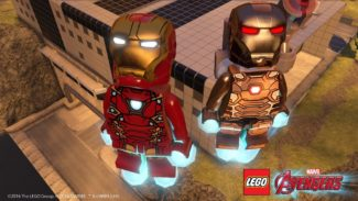 LEGO Marvel's Avengers Getting Free DLC Exclusively for PlayStation