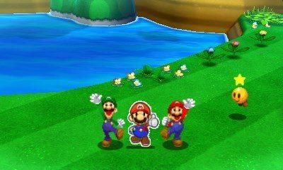 Mario-Luigi-Paper-Jam-Characters