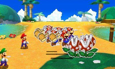 Mario-Luigi-Paper-Jam-Combat