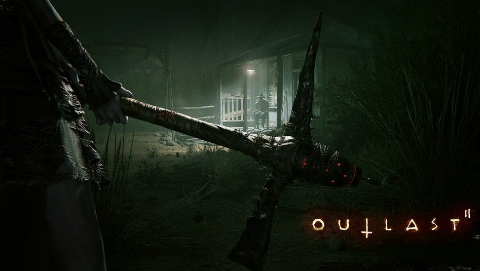 Outlast Outlast 2 PC GAMES Red Barrels Image