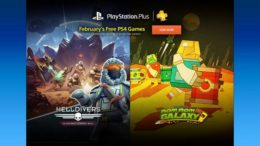 PS Plus PlayStation Plus February 2016