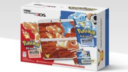 Pokemon Red and Blue Limited Edition New 3DS Bundle Pre-Orders Available Now