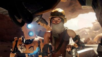 ReCore Gamescom Trailer Shows Over a Minute of Gameplay