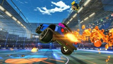 Rocket League On Xbox One Has Exclusive Sunset Overdrive Content
