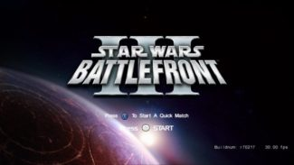 Star Wars Battlefront 3 Leaked, Entire Game Available for Xbox 360
