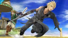 Sakurai Says Cloud Was Obvious Choice For Final Fantasy Representative In Super Smash Bros.
