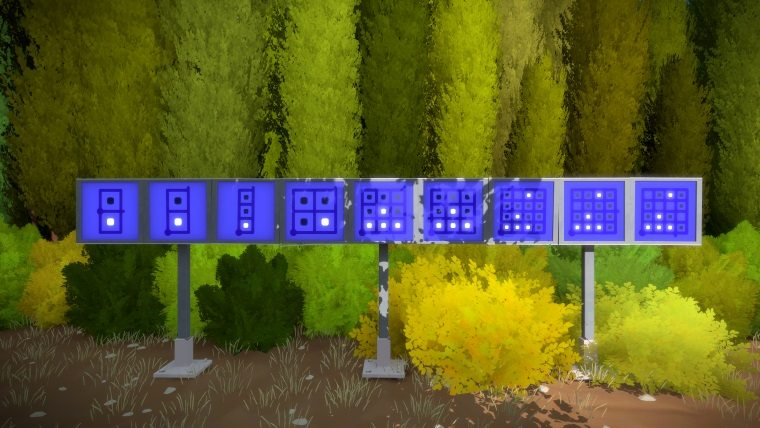 The Witness Puzzles