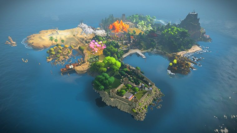 The Witness Tips