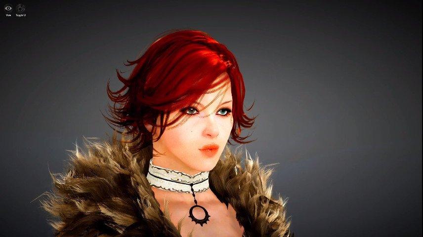 Black Desert Character Design Download : Black desert online s amazing character creator is now
