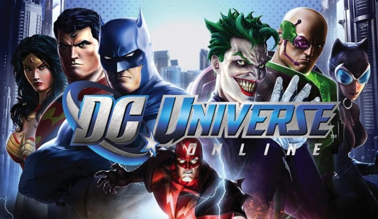 DC Universe Online Headed To Xbox One, PS4 And PC Cross-Play