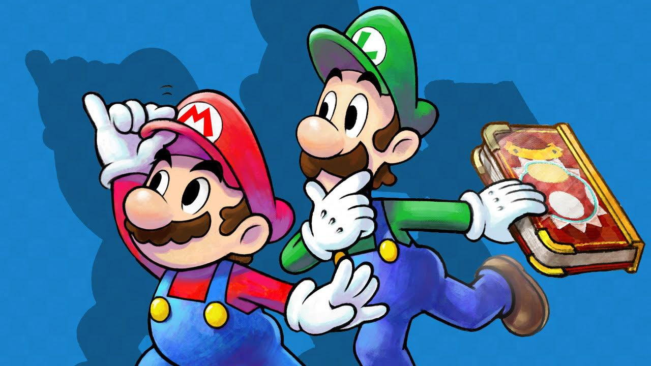 Mario Luigi Paper Jam Review Attack Of The Fanboy
