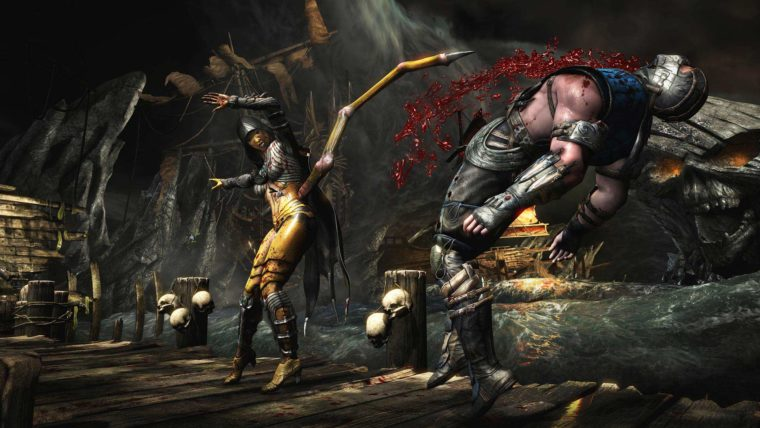 Esrb Gives More Details On Mortal Kombat Xl Attack Of The Fanboy