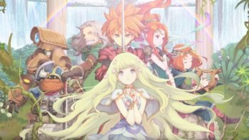 Square Enix Reveals Adventures Of Mana Launching This Week