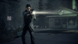 Alan Wake 2 Xbox One Backwards Compatibility