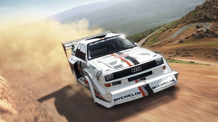 dirt rally aiming for 1080p 60fps on ps4 and xbox one. Black Bedroom Furniture Sets. Home Design Ideas