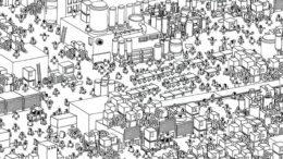 Hidden Folks – Interactive Where's Waldo Style Game To Be Released Later This Year