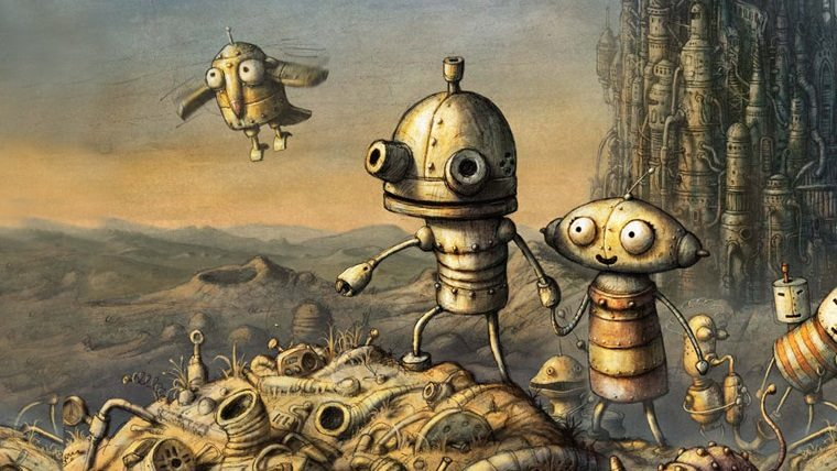 Machinarium-PS4