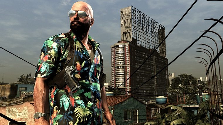 Max Payne 3 Remedy