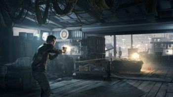 Quantum Break 2012 Prototype Footage Revealed