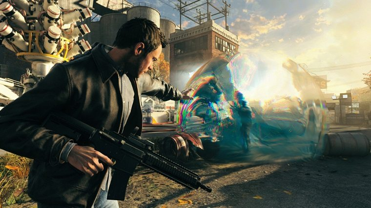 Quantum Break lack of exploration lost opportunity