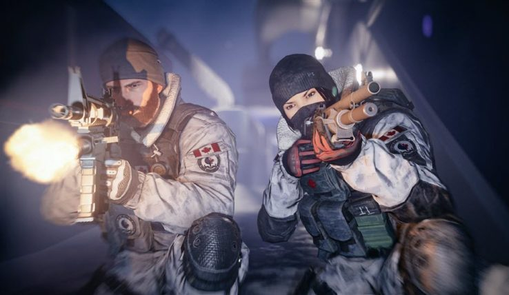 Ubisoft has Many More New Operators For Rainbow Six Siege News  Ubisoft Rainbow Six: Siege
