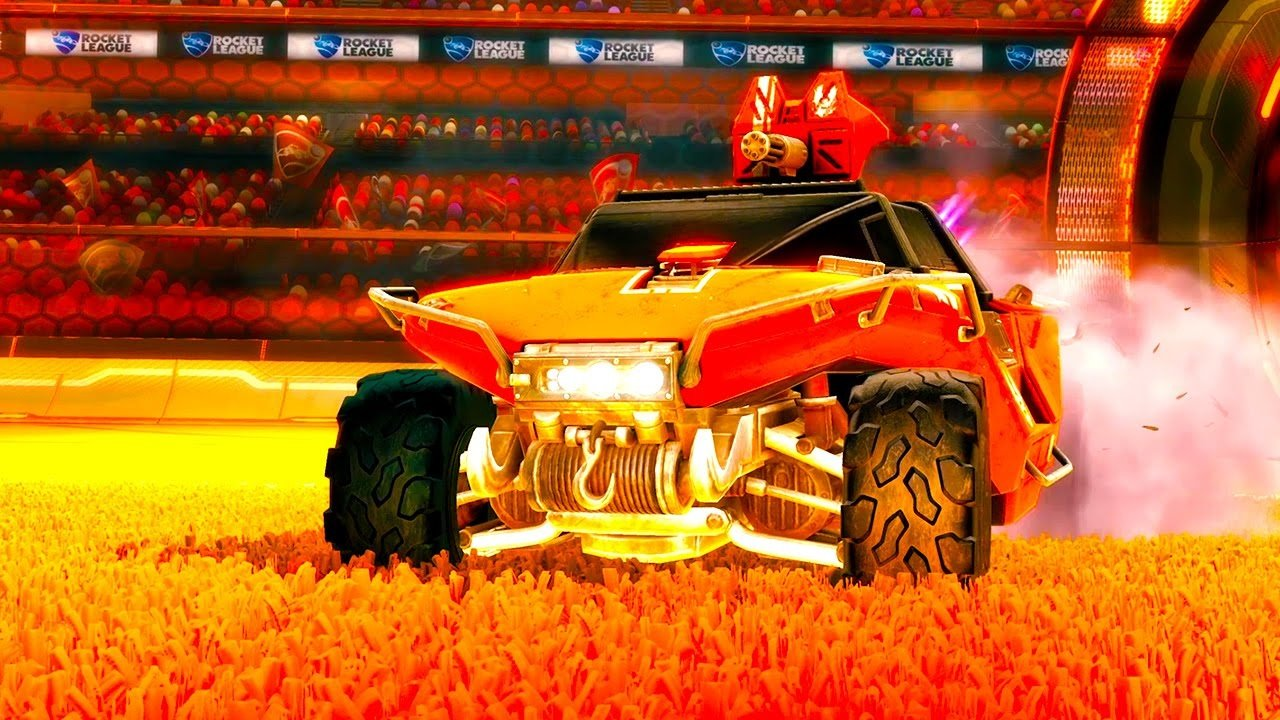 What S The Best Car In Rocket League