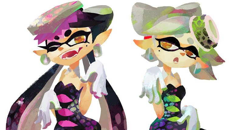 Splatoon-Squid-Sisters