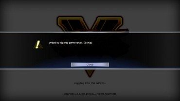 Street Fighter 5 Servers Are Down Right Now For Many Gamers