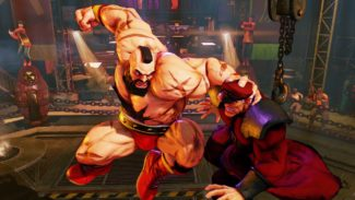 Street Fighter 5 Update Patch 1.06 Out Now On PS4