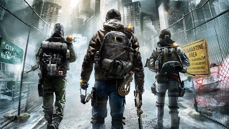 The-Division-File-Size