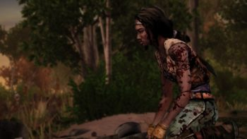 The Walking Dead: Michonne Episode 1 'In Too Deep' Review