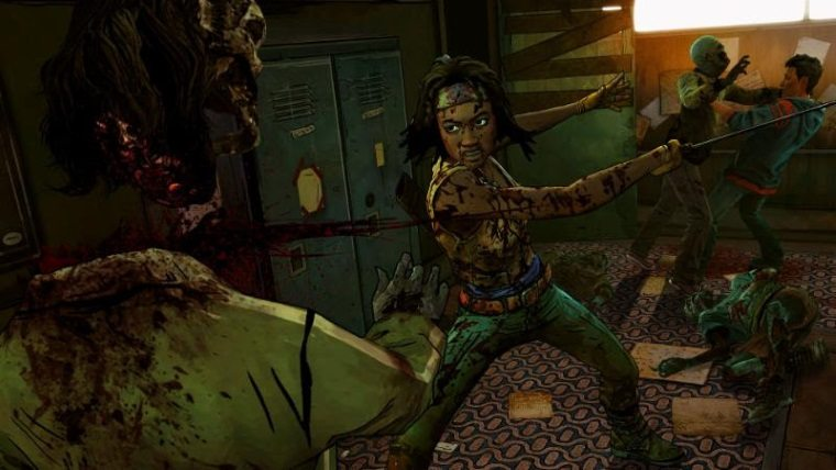 The-Walking-Dead-Michonne-Game-Release-Date-2