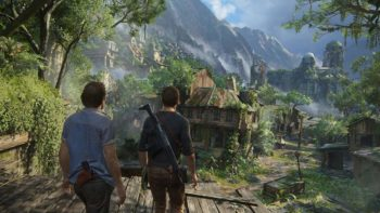 Uncharted 4: A Thief's End has 'Bigger Levels than Ever Before'