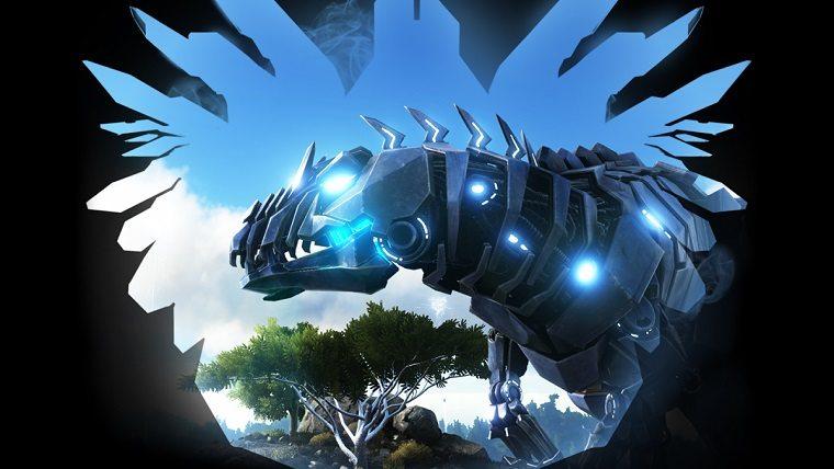 ARK-Survival-Evolved-Robot