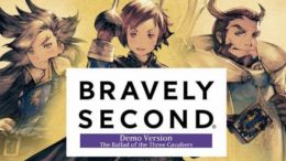 Bravely Second US Demo Impressions