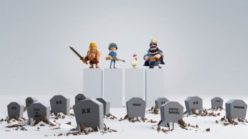 Clash Of Clans Gets 100 Million Players Per Day