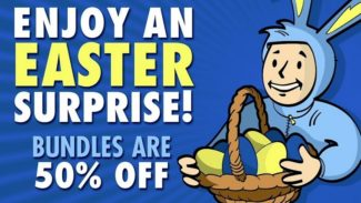 Fallout Shelter Easter Special Offers 50% Off Microtransactions