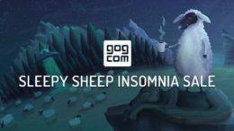 GOG Sleepy Sheep