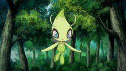 Pokemon Celebi Giveaway