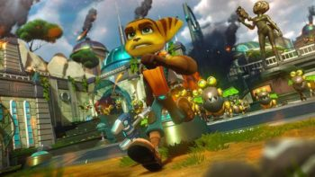 Ratchet & Clank PS4 Screenshots are Looking Great