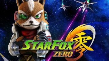 Star Fox Zero/Star Fox Guard File Size Has Been Revealed By Official Nintendo UK Website