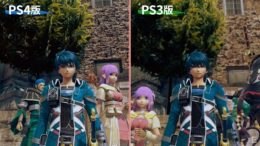 Star Ocean 5 Graphics Comparison