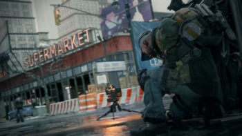 The Division Day One 1.01 Patch Fixes Deployable Turrets And More
