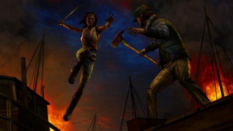 The-Walking-Dead-Michonne-Episode-2