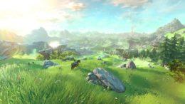 Zelda Wii U 2016