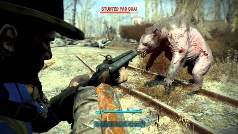 Fallout 4 Guide: Where to Find Yao Guai Meat for Wasteland Workshop GameGuides  Fallout Guide Fallout 4 Fallout