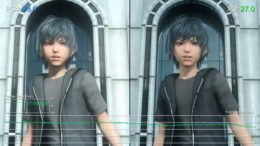 Final Fantasy 15 Demo Comparison