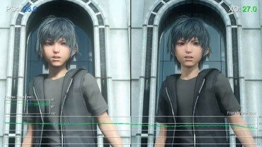 Final Fantasy 15 Platinum Demo Performance Analysed On PS4 And Xbox One
